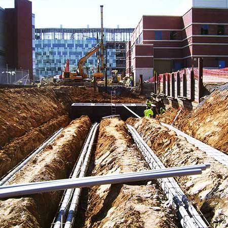 Site Utilities